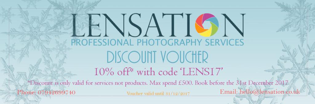 10% discount voucher for Lensation