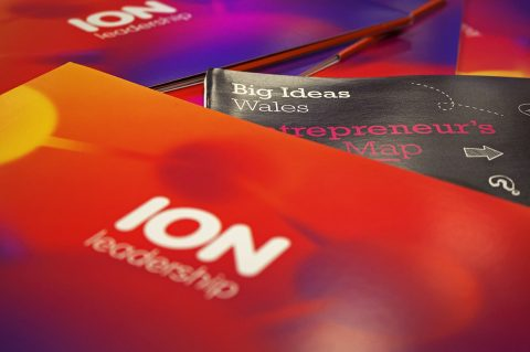 Big Ideas Wales and ION Leadership workshop