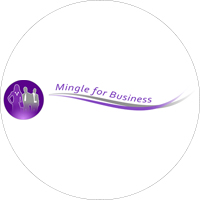 Mingle for Business networking business