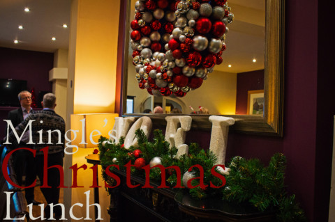 Mingle's Christmas Lunch