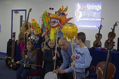 Key Strings